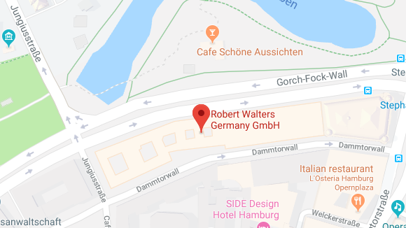 Robert Walters Hamburg Office